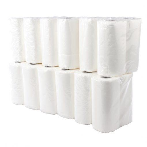 Jantex Kitchen Roll White