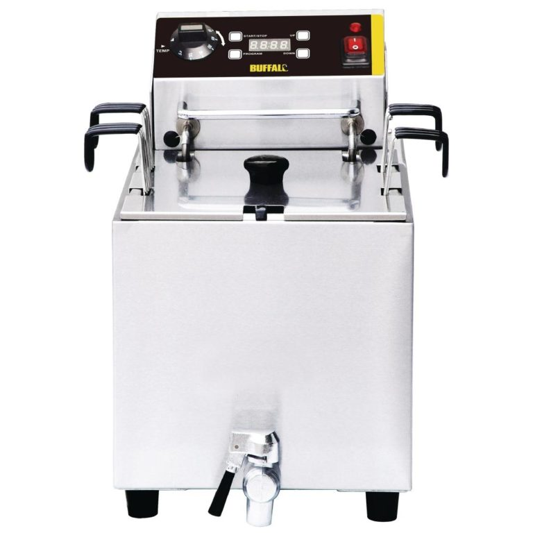 Buffalo Pasta Cooker with Timer