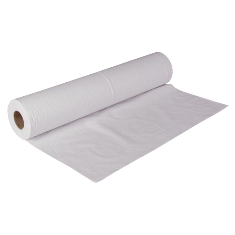 Jantex White Couch Rolls