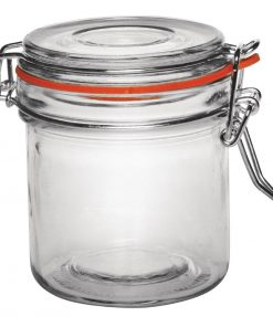 Six Vogue Preserve Jars 300ml