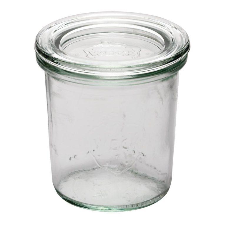 APS 140ml Weck Jar