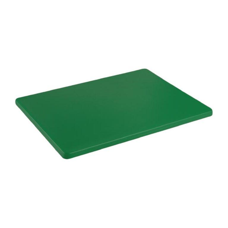Hygiplas Low Density Green Chopping Board Small