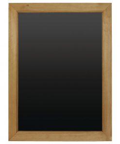 Olympia Wall-Mounted Chalkboard 450 x 600mm