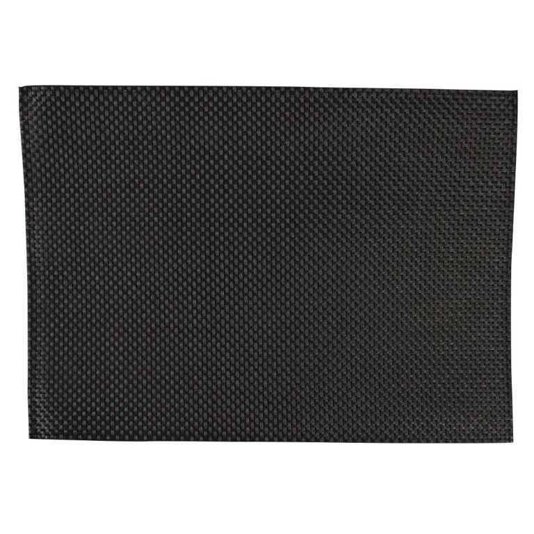 APS PVC Placemat Black