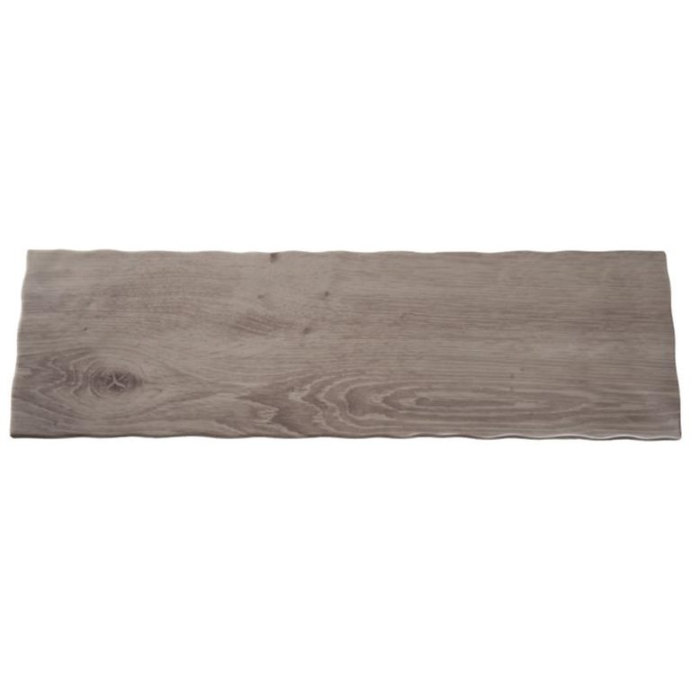 APS Wood Effect Melamine Tray GN 2/4