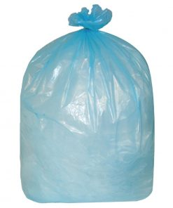 Jantex Garbage Bags Blue 80 Litre Pack of 200