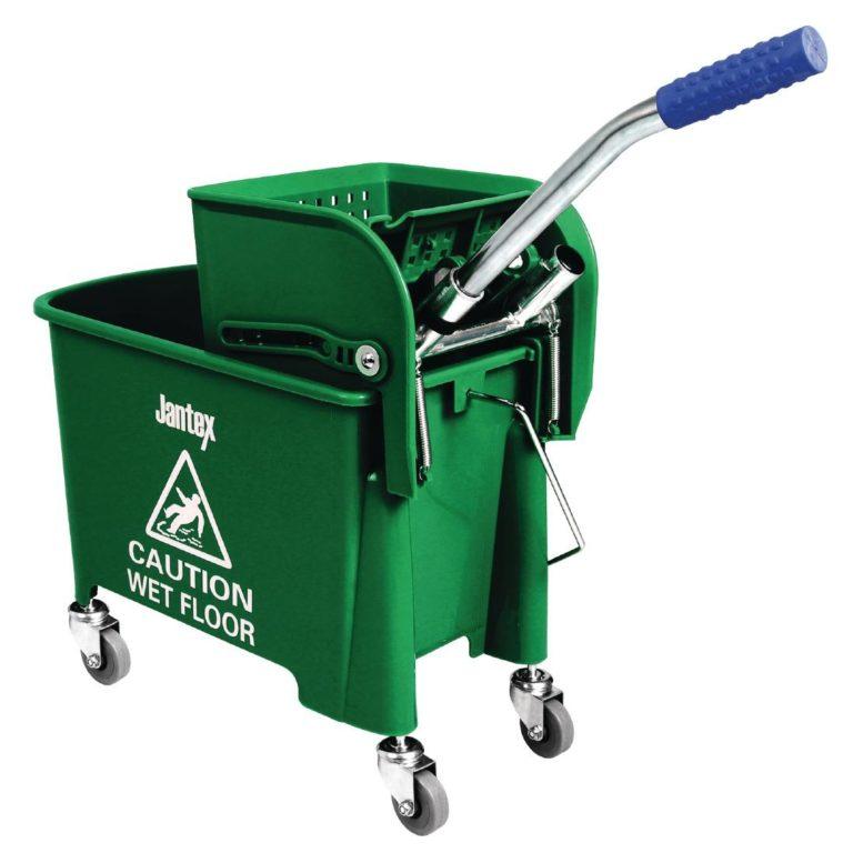 Jantex Kentucky Mop Bucket Green