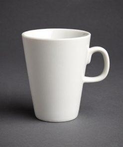 Athena Hotelware Latte Mugs 10oz