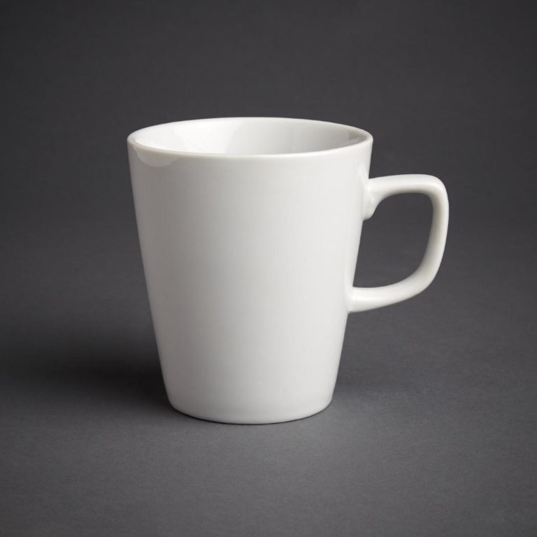 Athena Hotelware Latte Mugs 14oz