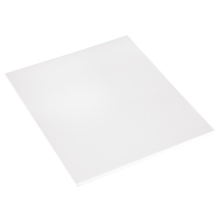APS Zero Melamine Platter White GN 1/2