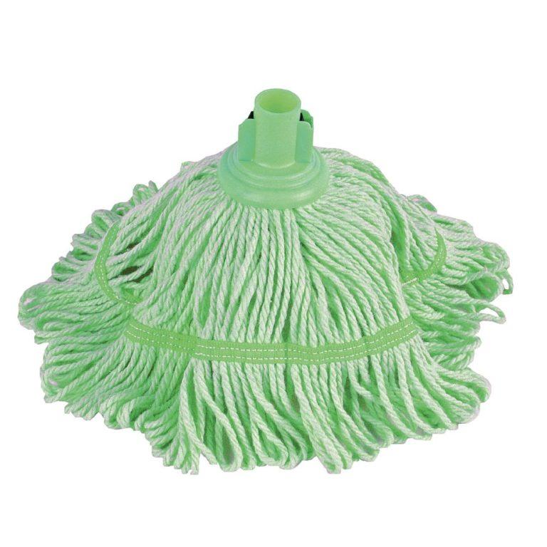 Jantex Bio Fresh Socket Mop Green