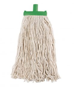 Jantex Prairie Kentucky Yarn Socket Mop Green