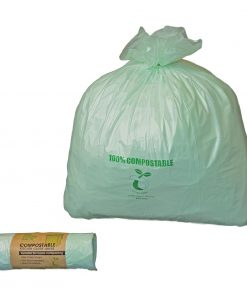 Jantex Small Compostable Caddy Sack 10 Litre Pack of 24