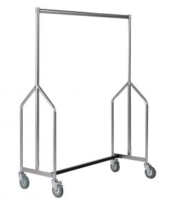 Heavy Duty Z Garment Rail