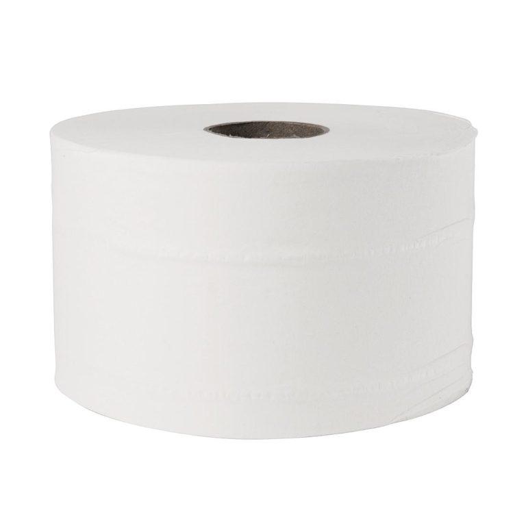 Jantex Micro Twin Toilet Roll Refill
