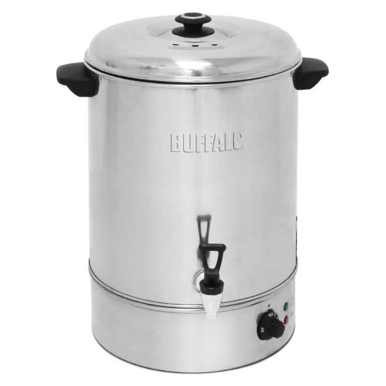 Buffalo Manual Fill Water Boiler 40Ltr