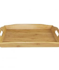 Bamboo Room Service Tray