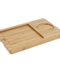 Olympia Wooden Base for Slate Platter 240 x 160mm