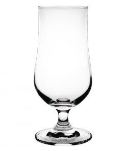 Olympia Crystal Hurricane Glasses 340ml