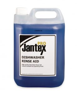 Jantex Pro Dishwasher Rinse Aid 5 Litre