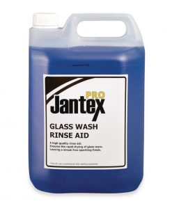 Jantex Pro Glass Washer Rinse Aid 5 Litre