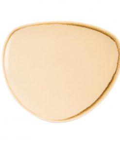 Olympia Kiln Triangular Plate Sandstone 230mm