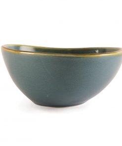 Olympia Kiln Bowl Ocean 215mm
