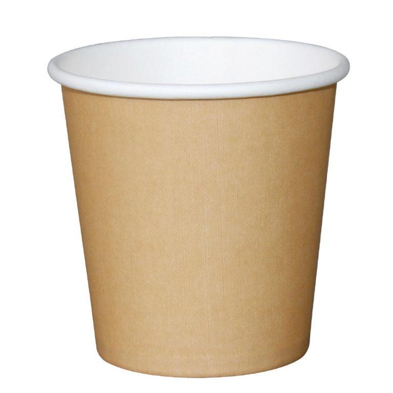 Fiesta Takeaway Espresso Cup Kraft 112ml / 4oz x 50