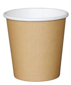 Fiesta Takeaway Espresso Cup Kraft 112ml / 4oz x 1000