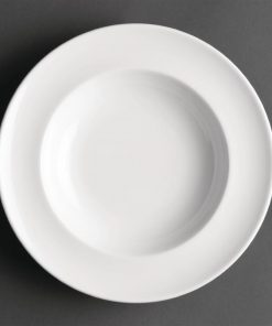 Royal Porcelain Maxadura Wide Rim Soup Bowl 230 mm