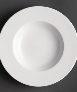 Royal Porcelain Maxadura Wide Rim Soup Bowl 250mm