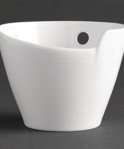 Royal Porcelain Maxadura Noodle Bowl with Chopstick Holder 130mm