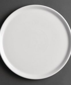 Royal Porcelain Classic White Pizza Plate 255 mm