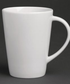 Royal Porcelain Classic White Mug 275ml