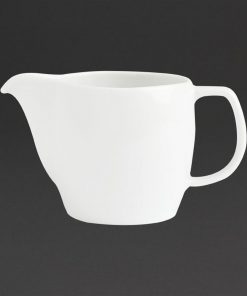 Royal Porcelain Classic White Milk Jug 95ml