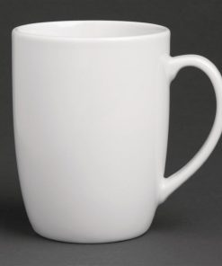 Royal Porcelain Classic White Mug 350ml