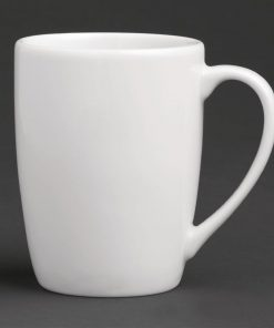 Royal Porcelain Classic White Mug 110ml