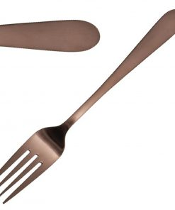Olympia Cyprium Copper Table Fork