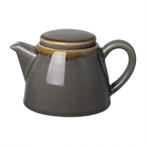 Olympia Kiln Teapot 510ml Smoke