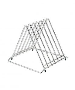 Hygiplas Triangle Chopping Board Rack