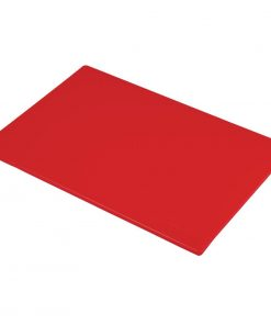 Hygiplas Low Density  Red Chopping Board Standard