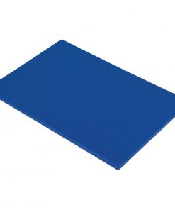 Hygiplas Low Density Blue Chopping Board Standard