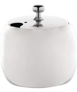 Olympia Cosmos Sugar Bowl Stainless Steel 82mm