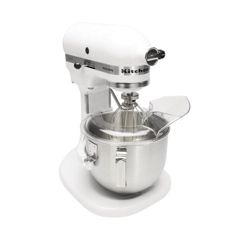 KitchenAid K5 Commercial Mixer White