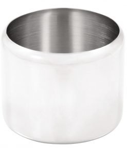 Olympia Concorde Stainless Steel Sugar Bowl 84mm