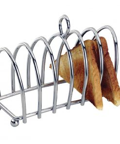 Olympia Wire Toast Rack 6 Slice