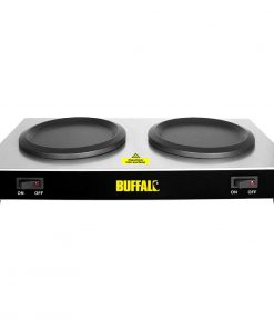 Buffalo Twin Coffee Hot Plate