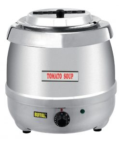 Buffalo Stainless Steel Soup Kettle