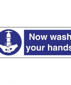 Vogue Now Wash Your Hands Symbol Sign