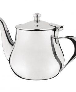 Olympia Arabian Stainless Steel Teapot 500ml